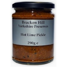 HOT LIME PICKLE (Bracken Hill)