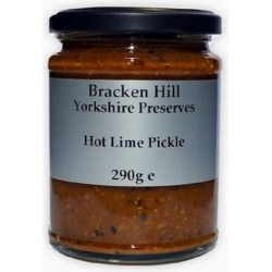 HOT LIME PICKLE (Bracken Hill)