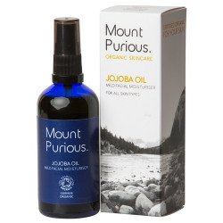 JOJOBA OIL MILD FACIAL MOISTURISER (Mount Purious.) 100ml