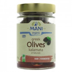 OLIVES - KALAMATA NATUREL (Mani) 205g