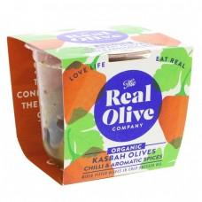 KASBAH OLIVES (Real Olive Co.) 185g