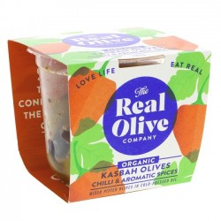 KASBAH OLIVES (Real Olive Co.) 185g