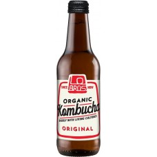 KOMBUCHA - ORIGINAL (Lo Bros) 330ml