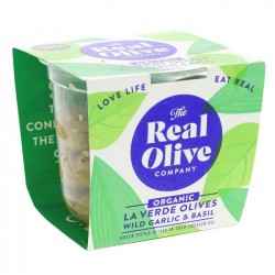 LA VERDE OLIVES (Real Olive Co.) 185g