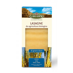 LASAGNE - WHITE (La Bio Idea) 250g