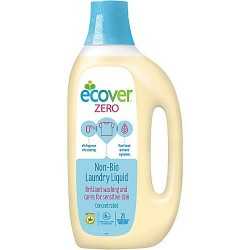 LAUNDRY LIQUID ZERO CONCENTRATE (Ecover) 1.5 litre