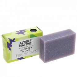 SOAP - LAVENDER &  LIME (Alter/Native) 95g