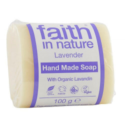 SOAP - LAVENDER (Faith in Nature) 100g