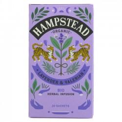 LAVENDER & VALERIAN TEA (Hampstead)  x 20 bags