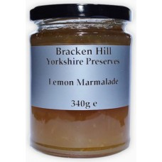 LEMON & LIME MARMALADE (Bracken Hill) 340g