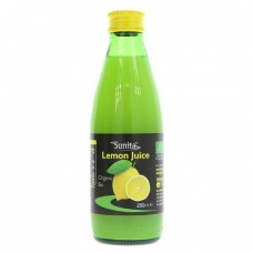 LEMON JUICE (Sunita Organic) 250ml