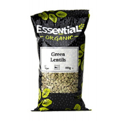 LENTILS - GREEN (Essential) 500g