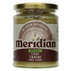 TAHINI - LIGHT (Meridian) 270g