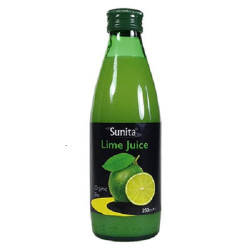 LIME JUICE (Sunita) 250ml