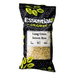 RICE - LONG GRAIN BROWN (Essential) 500g