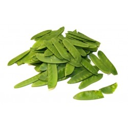 PURPLE MANGETOUT (Farm) 250g