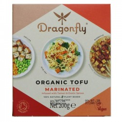 TOFU - MARINATED (Dragonfly) 200g