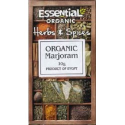 MARJORAM - DRIED (Essential Organic) 10g