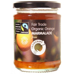 SEVILLE ORANGE MARMALADE (Traidcraft) 340g