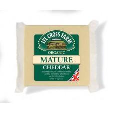 MATURE CHEDDAR CHEESE (Lye Cross Farm) 245gm