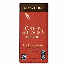 MAYA GOLD (Green & Black's) 100g