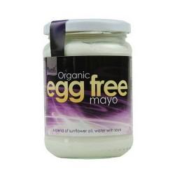 MAYONNAISE - EGG FREE (Plamil) 275g