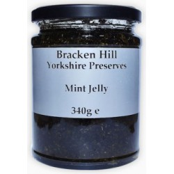 MINT JELLY (Bracken Hill) 340g