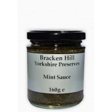MINT SAUCE (Bracken Hill) 160g