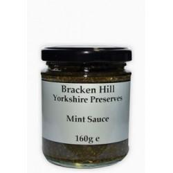 MINT SAUCE (Bracken Hill) 160g