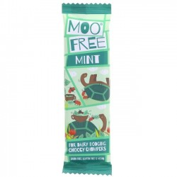 VEGAN MINT CHOCOLATE (Moo Free) 23g