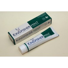 TOOTHPASTE - MINT FLUORIDE FREE (Kingfisher) 100ml