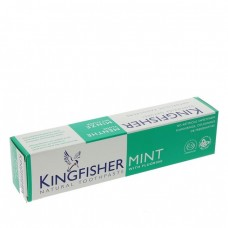 TOOTHPASTE - MINT WITH FLUORIDE (Kingfisher) 100ml