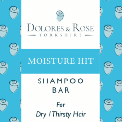 MOISTURE HIT SHAMPOO BAR (Dolores & Rose)