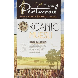 MUESLI - DELICIOUS FRUITS (Pertwood) 650g