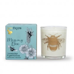 MUMMY BEE LARGE CANDLE (Bee Fayre)