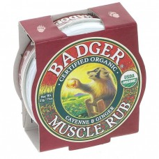 SORE MUSCLE RUB (Badger) 21g