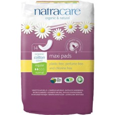 NATURAL PADS - REGULAR (Natracare) x14