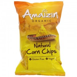 CORN CHIPS (Amaizin) 150g