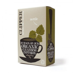 NETTLE TEA (Clipper) x 20 bags