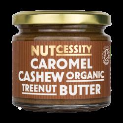 CAROMEL CASHEW NUT BUTTER (Nutcessity) 180g