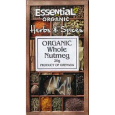 NUTMEG WHOLE (Essential) 25g