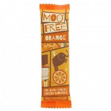 VEGAN ORANGE CHOCOLATE (Moo Free) 23g