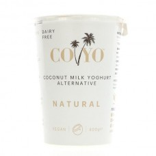 NATURAL COCONUT YOGHURT (CoYo) 500g
