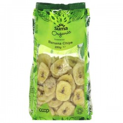 BANANA CHIPS (Suma) 250g