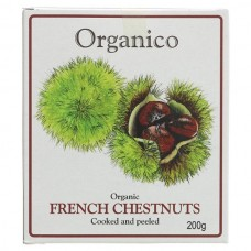 FRENCH CHESTNUTS (Organico) 200g
