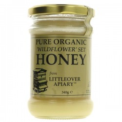 WILDFLOWER SET HONEY (Littleover Apiary) 340g