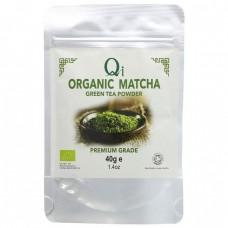 MATCHA GREEN TEA POWDER (Qi) 40g