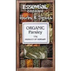 PARSLEY - DRIED (Essential) 15g
