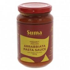 ARRABBIATA PASTA SAUCE (Suma) 350g