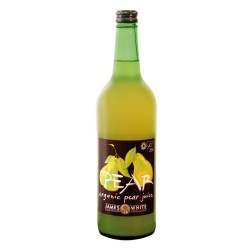 PEAR JUICE (James White) 750ml